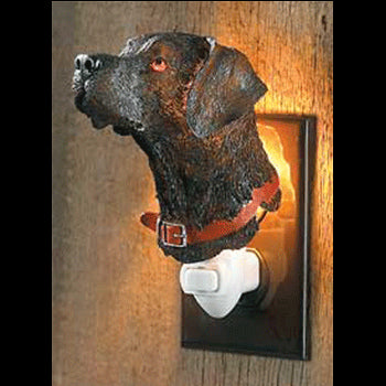 Black Lab Night Light