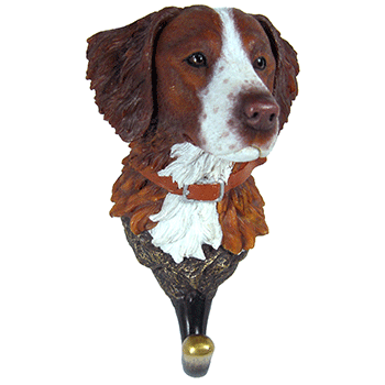 Brittany Spaniel Hook
