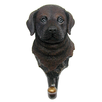 Chocolate Lab Puppy Hook