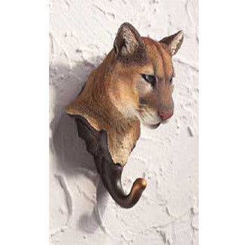 Cougar Wall Hook