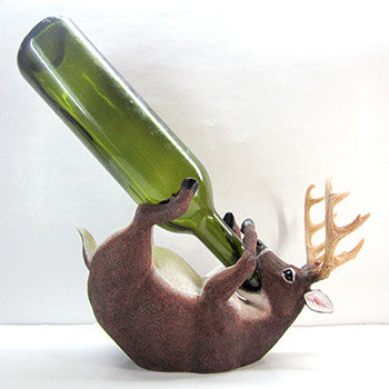 Whitetail Deer Bottle Holder