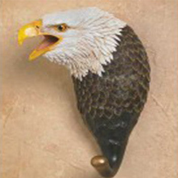 Bald Eagle Wall Hook
