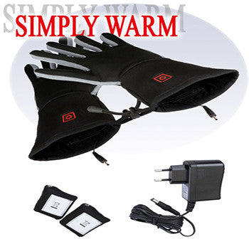 Thermo Chip Heated Gloves