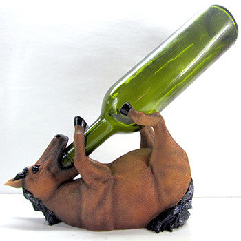 Horse Bottle Holder and Piggy Bank