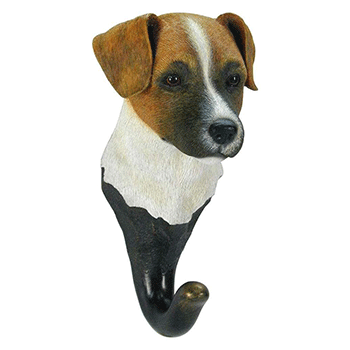 jack russell puppy hook