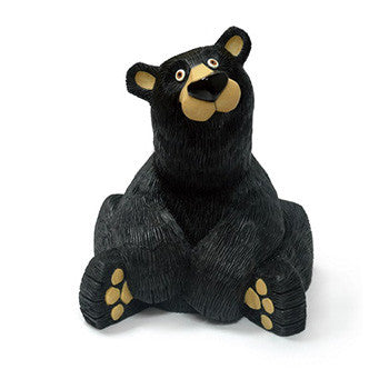 Black Bear Bank - Sitting