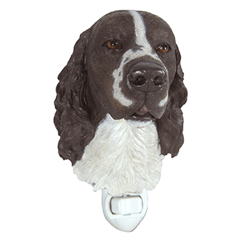 springer spaniel night light