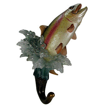Trout Wall Hook