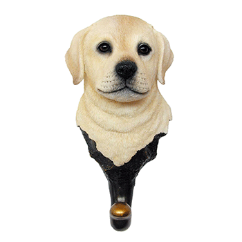 Yellow Lab Puppy Hook