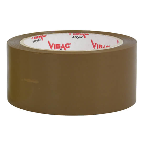 Packaging Tape Low Noise Acrylic pack of 6 rolls