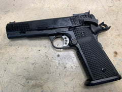 Custom built Witness 1911 9mm