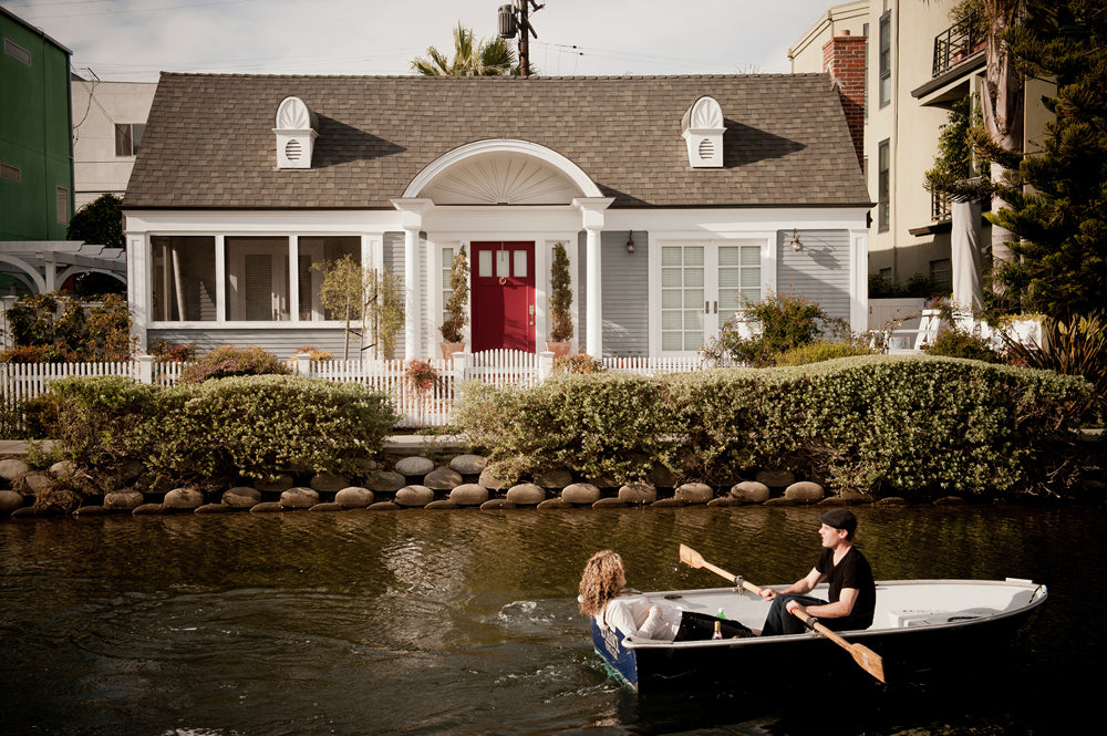 venice canals photo