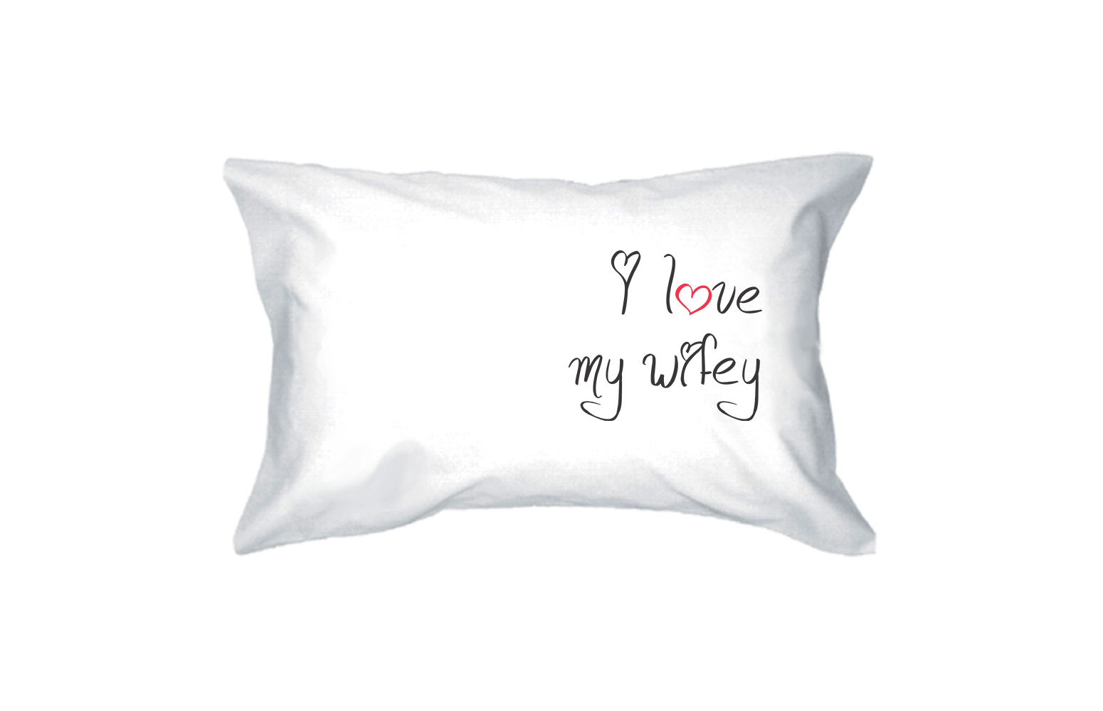 Good Morning My Handsome Man: Good Morning Handsome And Beautiful Couple Pillowcase Set