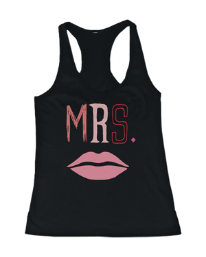 mr and mrs matching couple tank tops