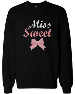 BFF Matching SweatShirts Sweet and Wild Sweaters for Best Friends - 365INLOVE