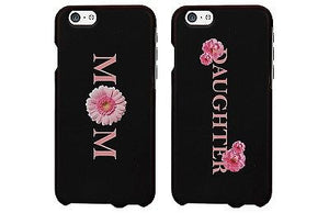 Mom and Daughter Phone Cases iphone 4 5 5C 6 6+, Galaxy S3 S4 S5, HTC M8, LG G3 - 365INLOVE