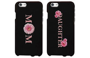 Mom And Daughter Flower Phone Case Great Gift Idea for Mothers Day - 365INLOVE