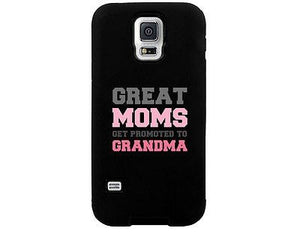 Great Parents Promoted To Grandparent Cute Phone Case Great Gift Idea - 365INLOVE