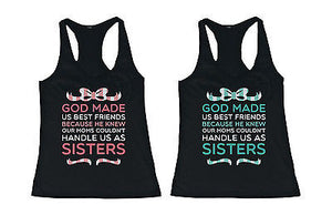 Cute Best Friend Quote Tank Tops - BFF Matching Tanks - 365INLOVE
