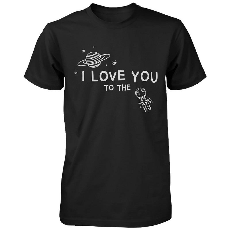 Kids Tee I Love you to the Moon and Back Matching Sibling Shirts