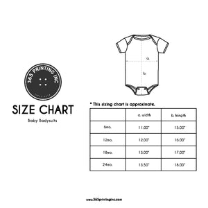 Big Fish and Little Fish Dad and Baby Matching Top Set Parent Shirts Infant Onesies - 365INLOVE