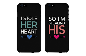 stealing hearts romantic couple iphone 6 plus covers