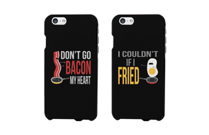 Funny bacon and egg iphone 6 cases