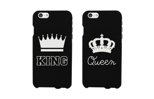 King and Queen iphone 6 cases