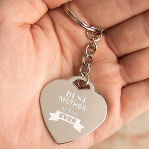 Best Mother-in-law Ever Key Chain Mothers Day, Holiday Gifts For Mother - 365INLOVE