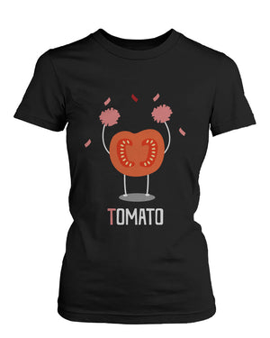 Cheerleading BLT Bacon, Lettuce and Tomato Trio Friends T-shirts - BFF Shirts - 365INLOVE