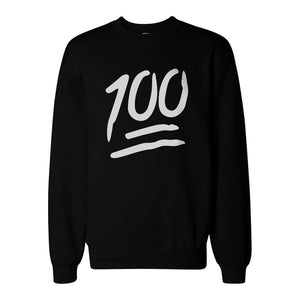 100 Points Cute Sweatshirt