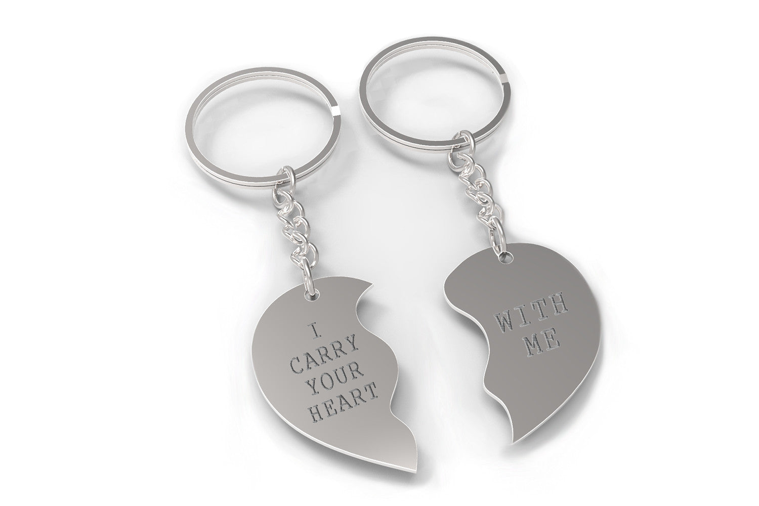 0ee90df51e2 Couple Keychains - 365 IN LOVE - Matching Gifts Ideas