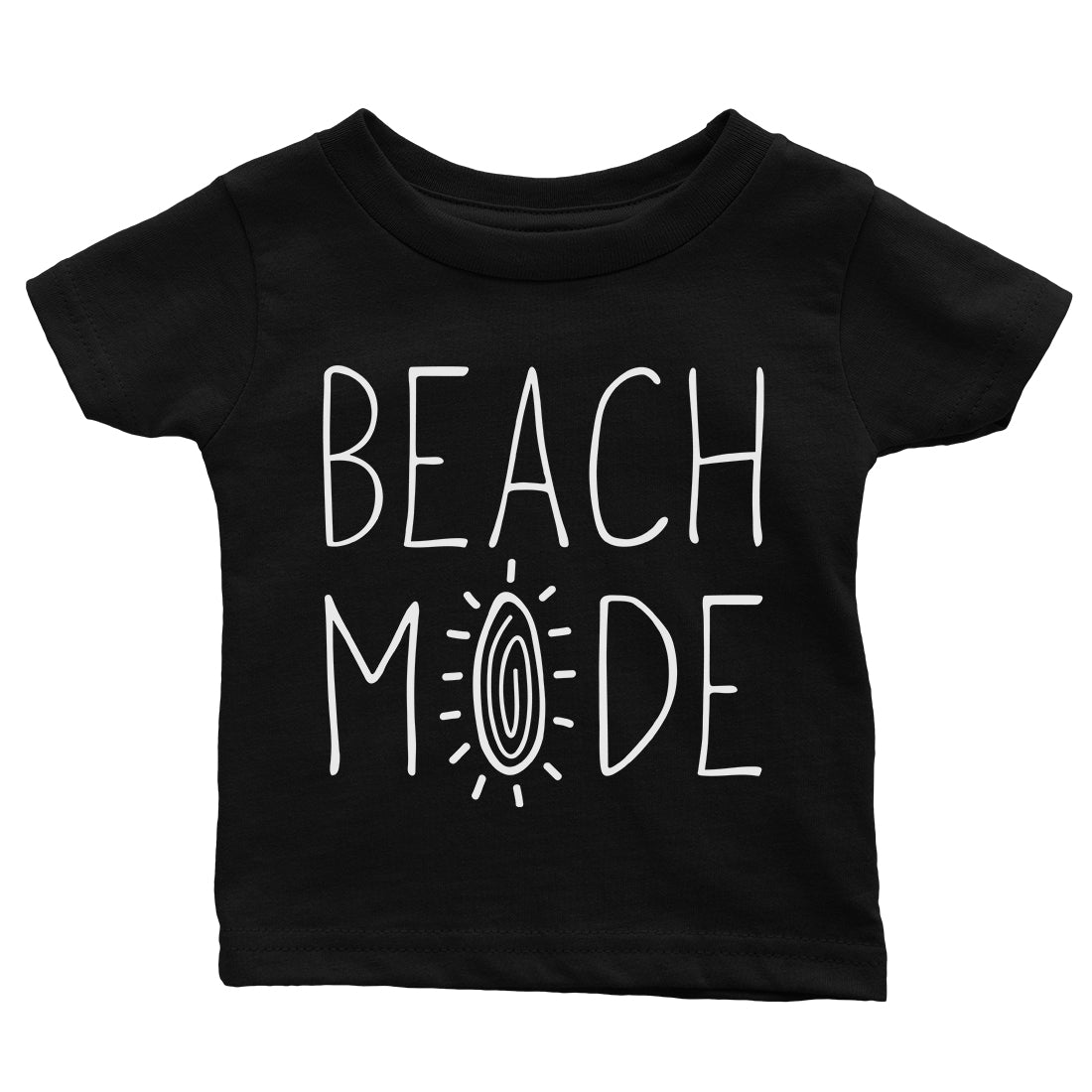 2f900f03f 365 Printing Beach Mode Baby Graphic TShirt Gift For Baby Shower Cute Infant  Tee