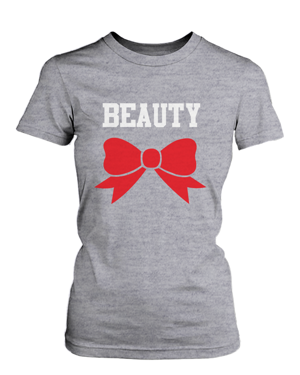 Beauty And The Beast Matching Couple Shirts For Workouts 365 In Love Matching Gifts Ideas