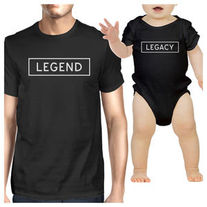 Legend Legacy Unique Design Funny Fathers Day Gift Idea For New Dad - 365INLOVE