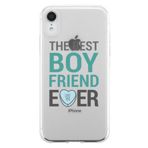Best BF GF Ever Couple Matching Phone Cases Cute Valentine's Day