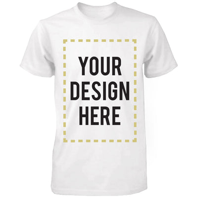 1b02a8c0eed030 Custom T-shirt Photo Design Print Unisex White Shirt - 365 IN LOVE -  Matching Gifts Ideas