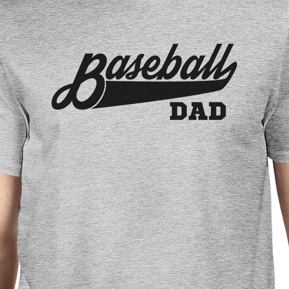 e7becb2a Baseball Dad Men's Short Sleeve Tee Unique Gifts For Baseball Fans ...