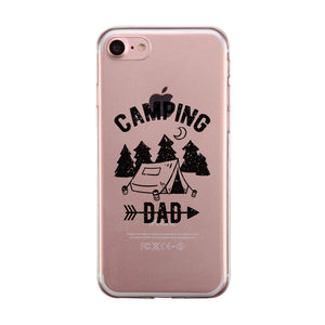 Camping Dad Case Supportive Motivating Kind For All Outdoorsy Dads