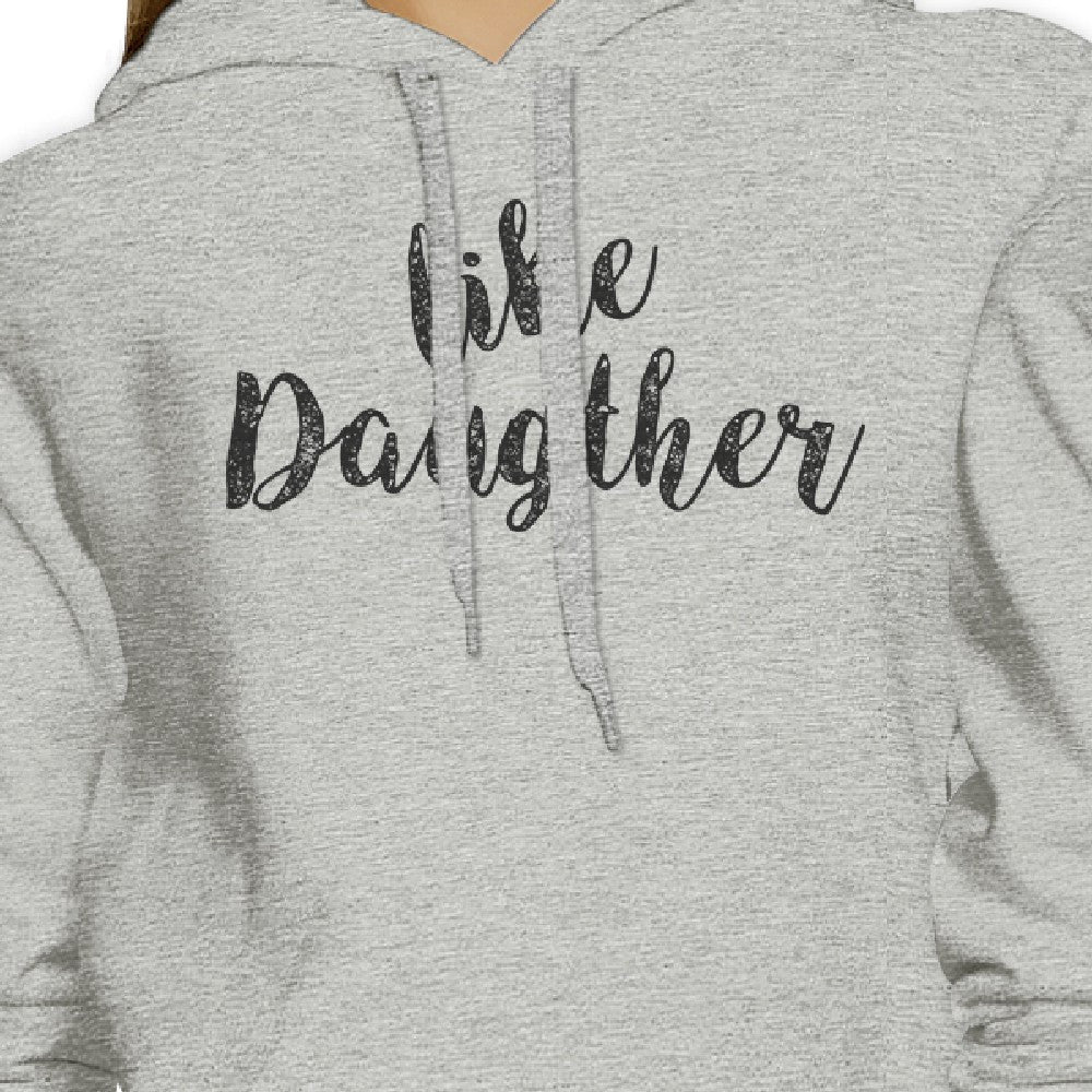 365 Printing Like Daughter Like Mother Cute Mom Daughter Matching Hoodies