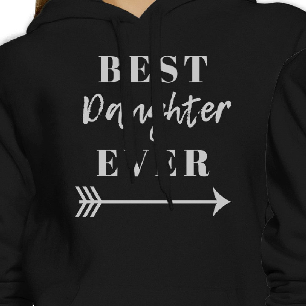 6b46a3c0c Best Daughter Mother Ever Black Mom and Daughter Couple Sweatshirts ...