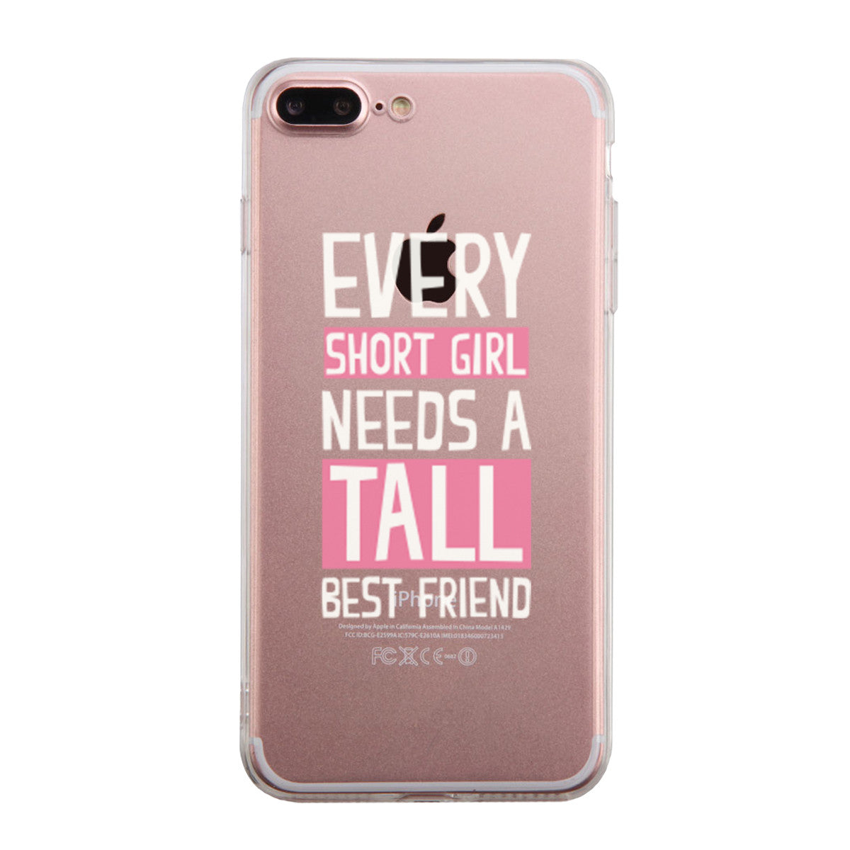 online retailer 40027 a2bfa Best Friend Phone Case -Matching Phone Cases For Besties | 365 In ...