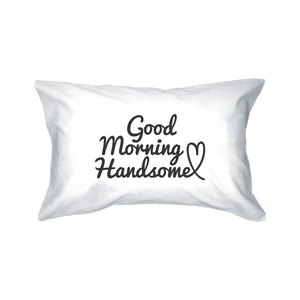 his and hers pillowcases