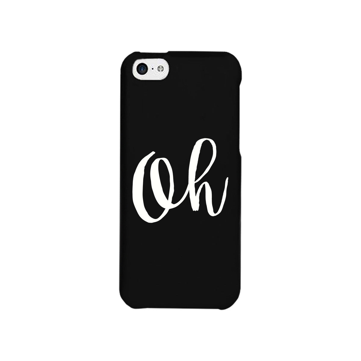 timeless design 09abe c47eb I Bake Because Black Backing Cute Phone Cases For Apple, Samsung Galaxy,  LG, HTC