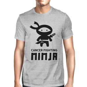 Cancer Fighting Ninja Mens Shirt