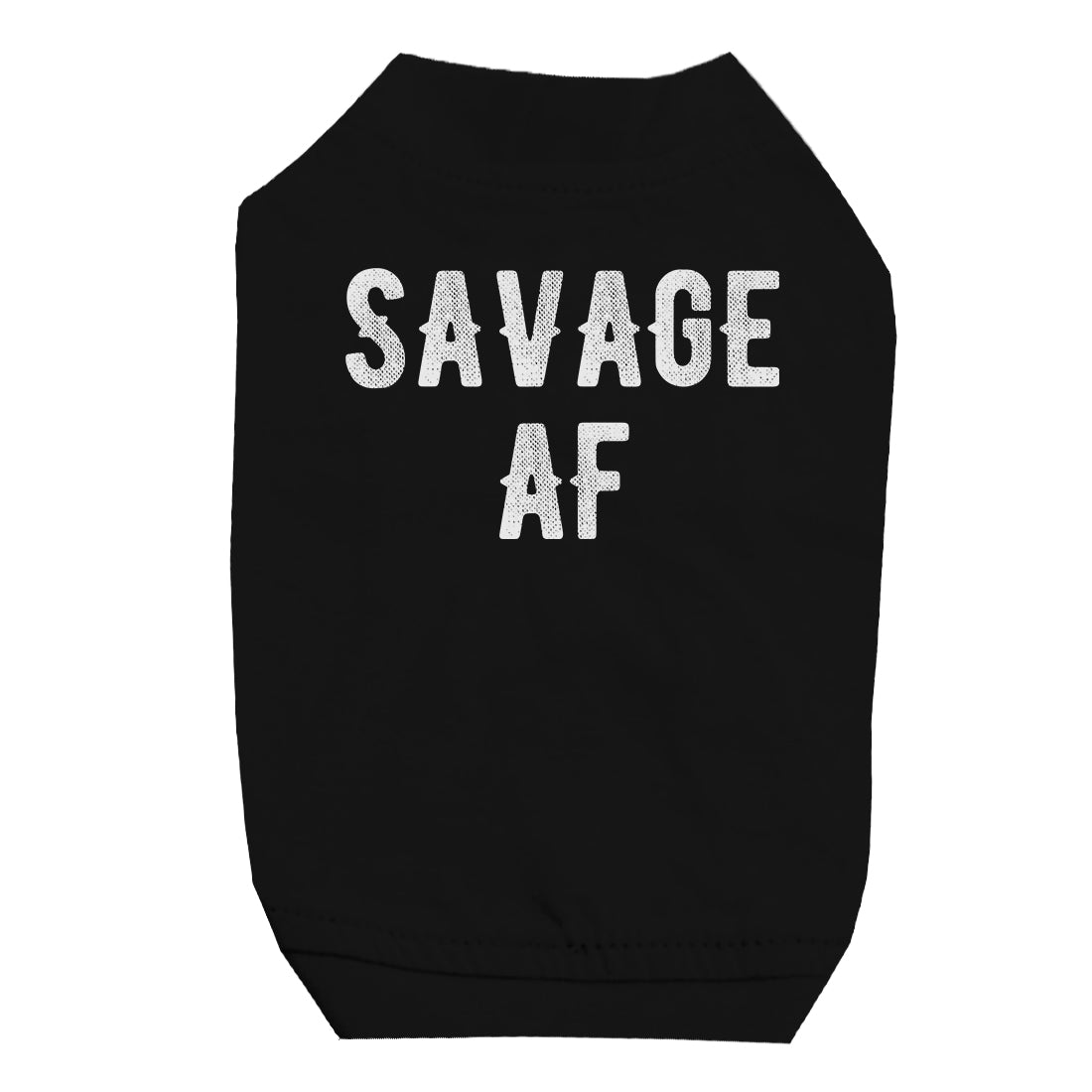 918a6df1 365 Printing Savage AF Pet Shirt for Small Dogs Funny Saying Dog Lovers  Gifts
