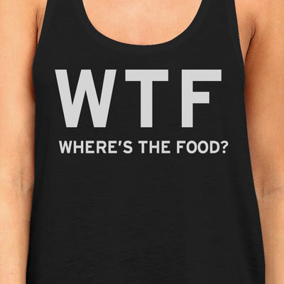 4c4f5bec1 Where's The Food Tank Top Work Out Shirt Funny Gym Racerback - 365 IN LOVE  - Matching Gifts Ideas