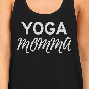 Yoga Momma Tank Top Yoga Work Out Tank Top Gif For Yoga Mom - 365INLOVE