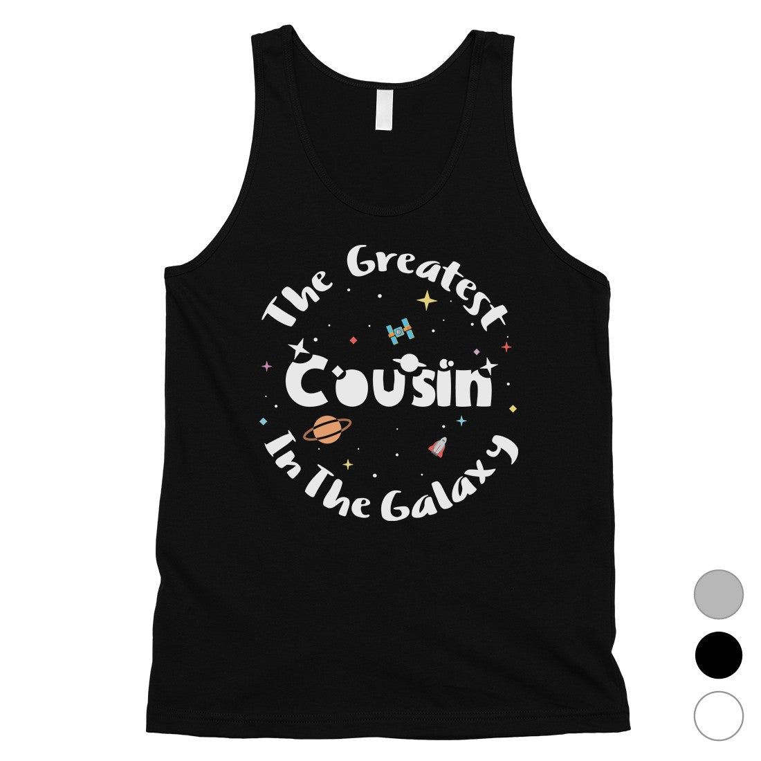 The Greatest Cousin Mens Tank Top Best Birthday Gift