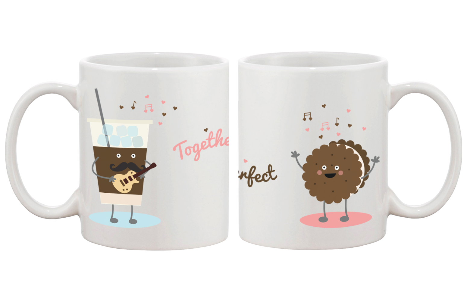 Unique Couple Mugs Perfect Matching Couples Gift Ideas 365 In Love 365 In Love Matching Gifts Ideas
